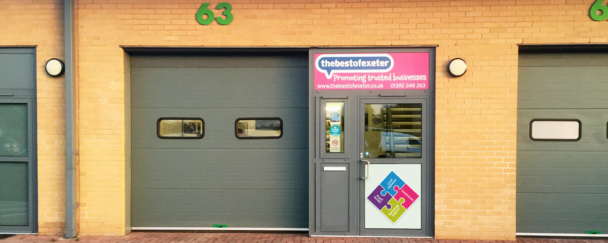 thebestof Exeter Office, at Basepoint Business Centre, Exeter